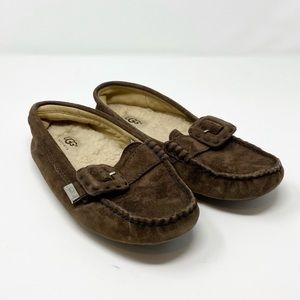 Ugg // Thelma Slippers Brown Size 5